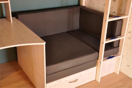 <p>Kussenset voor loungebank kleur:&amp;nbsp;Antraciet</p> <p>Sterke stof, geschikt voor kinderen om op te spelen en voor een loge om te slapen.</p> <p>Stevige SG25 matrasvulling.</p>