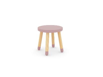 Kinderstoel Flexa Play Roze