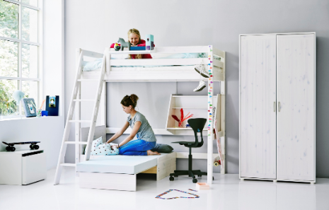 Kinderkamers en tienerkamers decoratie ideeën en meubels kidsgigant