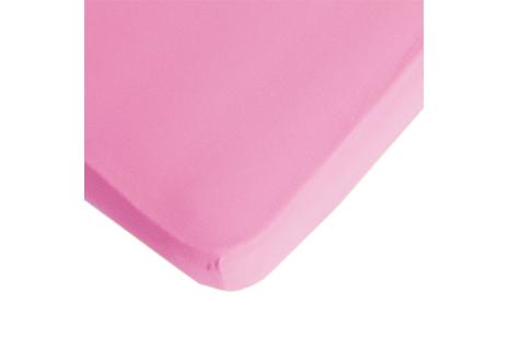 Hoeslaken Roze