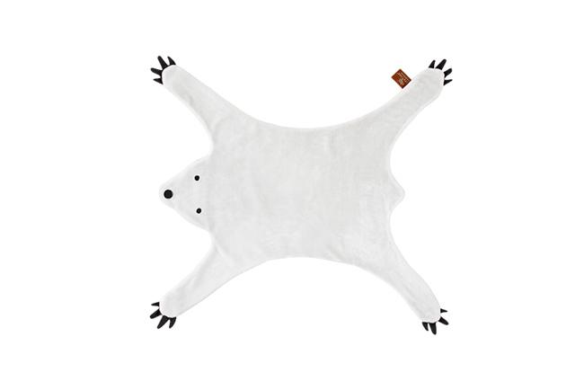 Vloerkleed ijsbeer