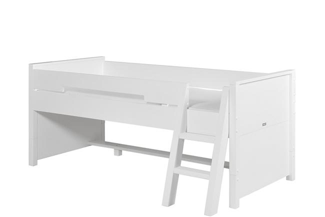 Trap Schuin Voor Compactbed Combiflex Wit
