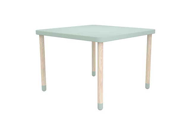 Flexa Play vierkante tafel mint