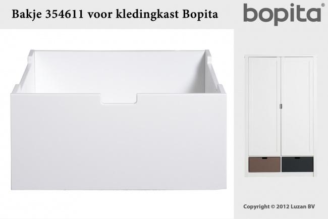 Bopita Bakje Wit